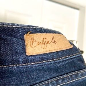 Buffalo Jeans FAYE Midrise with Stretch